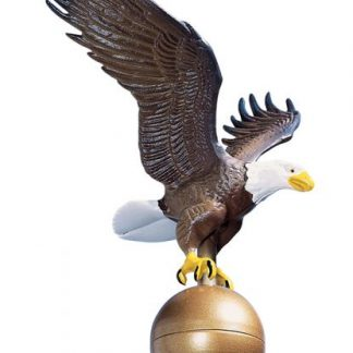 American Eagle Taking Flight 8 High Table Sculpture