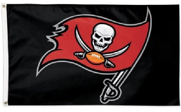 Tampa Bay Buccaneers Flag Falls Flag Source